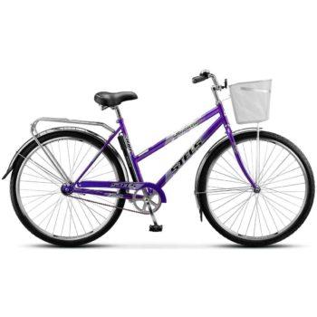 "300 fiolet 350x350 - Велосипед Стелс (Stels) Navigator-300 Lady 28"" Z010 , Сталь , р. 20"", цвет  20""   Фиолетовый"