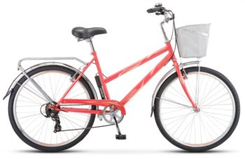 "325 korall 350x227 - Велосипед Стелс (Stels) Navigator-250 Lady 26"" Z010 , Сталь , р. 19"", цвет Коралловый"