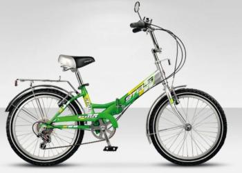 """350 zelenyy 350x251 - Велосипед Стелс (Stels) Pilot-350 20"""" Z011, Сталь  , р13"""", цвет  Зелёный"""
