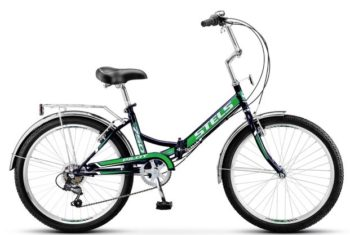 "750 zelenyy 350x235 - Велосипед Стелс (Stels) Pilot-310 20"" Z011, Сталь , р13"", цвет  Чёрный/зелёный"