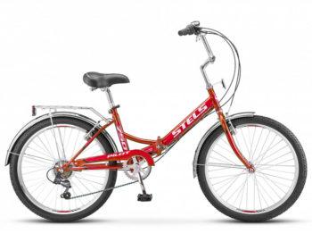 "750krasnyy 350x280 - Велосипед Стелс (Stels) Pilot-750 24"" Z010, Сталь , р. 16"", цвет Красный"