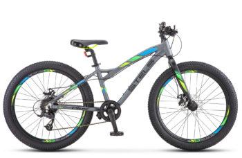 "Adrenalin MD 24 V010 matt anthracite 350x228 - Велосипед Стелс (Stels)  Adrenalin MD 24"" V010,Алюминий , р13,5"", цвет  Антрацитовый"