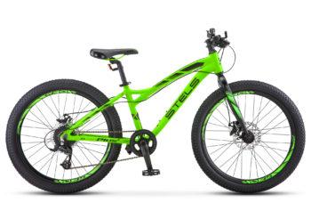 "Adrenalin MD 24 V010 matt neon lime 350x228 - Велосипед Стелс (Stels)  Adrenalin MD 24"" V010, Алюминий , р13,5"", цвет Неоновый-лайм"