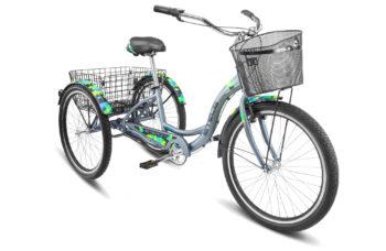 "Energy III 26 V030 gray black 350x228 - Велосипед Стелс (Stels) Energy-III 26"" V030, Алюминий , р. 16"", цвет  Серый/чёрный"
