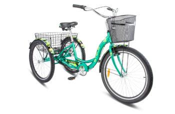 "Energy III 26 V030 dk green 350x228 - Велосипед Стелс (Stels) Energy-III 26"" V030, Алюминий , р. 16"", цвет  Зелёный"