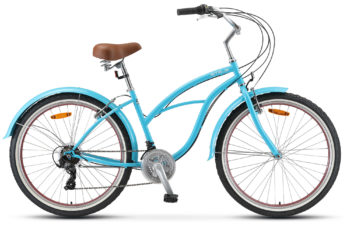 "Navigator 150 Lady 26 21 sp V010 blue 350x228 - Велосипед Стелс (Stels) Navigator-150 Lady 26"" 21-sp V010, Сталь , р. 17"", цвет Голубой"