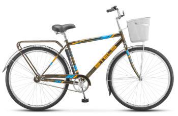 """Navigator 300 Gent 28 Z010 khaki2018 350x228 - Велосипед Стелс (Stels) Navigator-300 Gent 28"""" Z010 , Сталь , р. 20"""", цвет  20""""  Серый"""