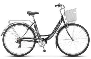 "Navigator 395 28 Z010 black 350x228 - Велосипед Стелс (Stels)Navigator-395 28"" Z010 , Сталь , р. 20"", цвет Черный"