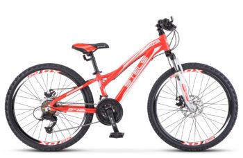"Navigator 460 MD 24 V021 Red 350x228 - Велосипед Стелс (Stels) Navigator-460 MD 24"" K010, Алюминий , р11"", цвет  Красный"