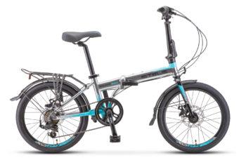"Pilot 630 MD 20 V010 chrome glossy 350x228 - Велосипед Стелс (Stels) Pilot-630 MD 20"" V010, Алюминий  , р. 11,5"", цвет Хром"
