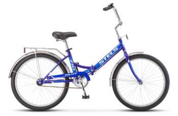 """Pilot 710 24 Z010 blue2018E 350x228 - Велосипед Стелс (Stels) Pilot-710 24"""" Z010, Сталь , р. 16"""", цвет Синий"""