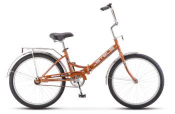 "Pilot 710 24 Z010 orange black 350x228 - Велосипед Стелс (Stels) Pilot-710 24"" Z010, Сталь , р. 16"", цвет  Оранжевый"