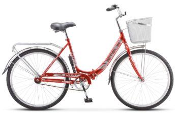 """Pilot 810 26  Z010 red 350x228 - Велосипед Стелс (Stels) Pilot-810 26"""" Z010, Сталь , р. 19"""", цвет Красный"""