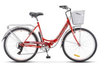 """Pilot 850 26 Z010 red 350x228 - Велосипед Стелс (Stels) Pilot-850 26"""" Z010, Сталь , р. 19"""", цвет Красный"""
