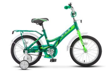 """Talisman 16 Z010 green 2018 350x228 - Велосипед Стелс (Stels)Talisman 16"""" Z010 , Сталь , р 11"""", цвет   Зелёный"""