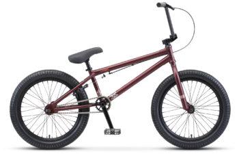 "Viper 20 V010 dark red brown matt 350x228 - Велосипед Стелс (Stels) Viper 20"" V010, р 20.5"", цвет  Тёмно-коричневый"