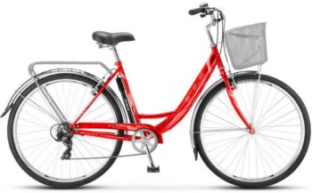 "navigator 395 krasnyy 350x217 - Велосипед Стелс (Stels)Navigator-395 28"" Z010 , Сталь , р. 20"", цвет Красный"
